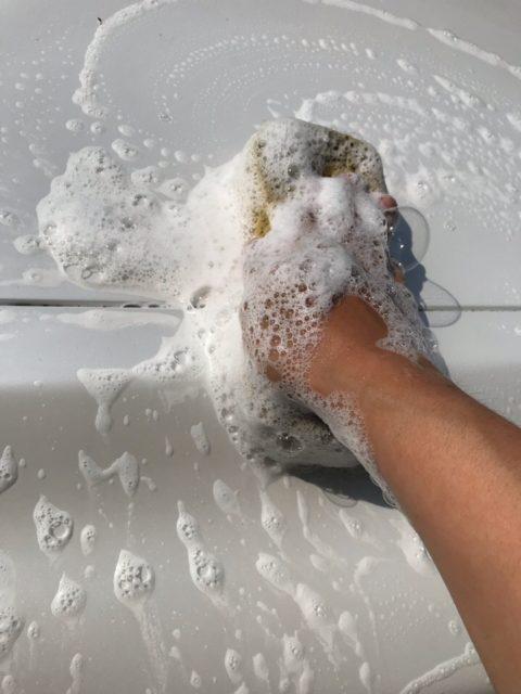 コーティング 洗車