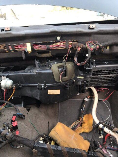 タウンカー エアコン修理