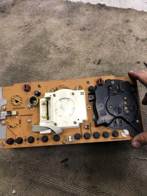 ボルボメーター修理