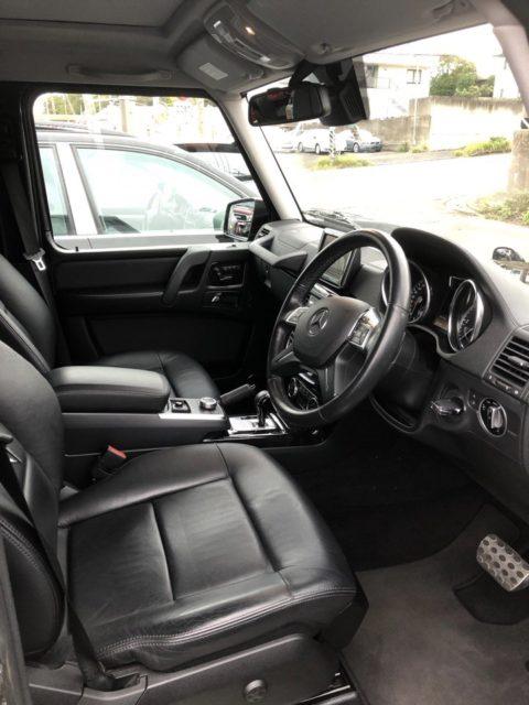 メルセデス ベンツ G350d ロング ディーゼルターボ 4WD