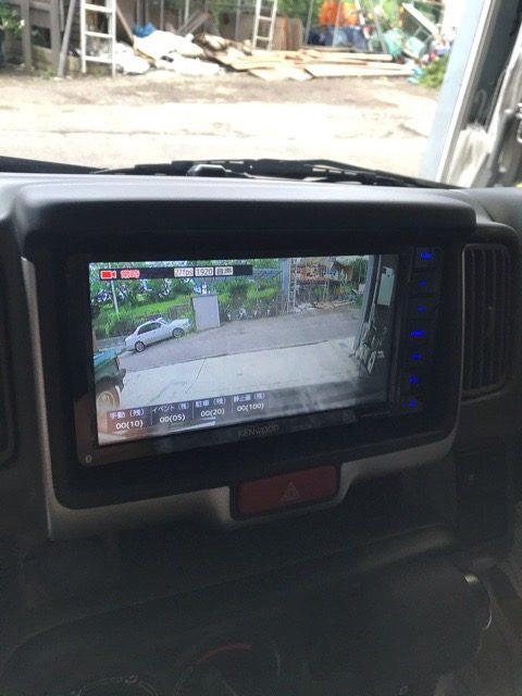 クリッパー ドライブレコーダー