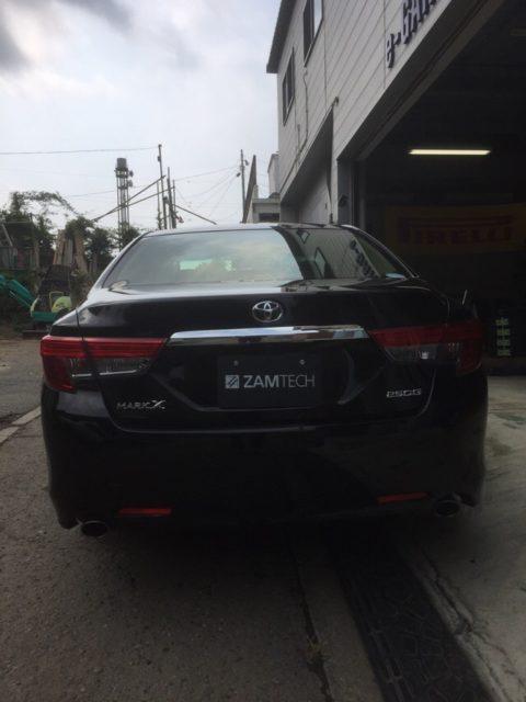 トヨタ マークX 2.5 250G