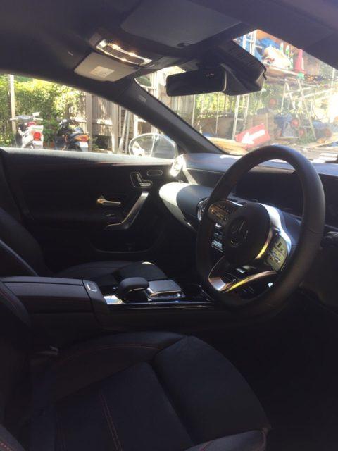 Mercedes-Benz CLA250 4-match AMG line 4WD