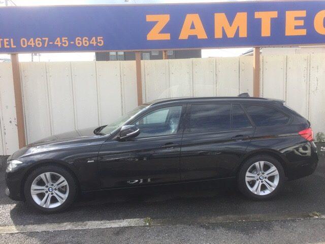 BMW 320dツーリング スポーツ