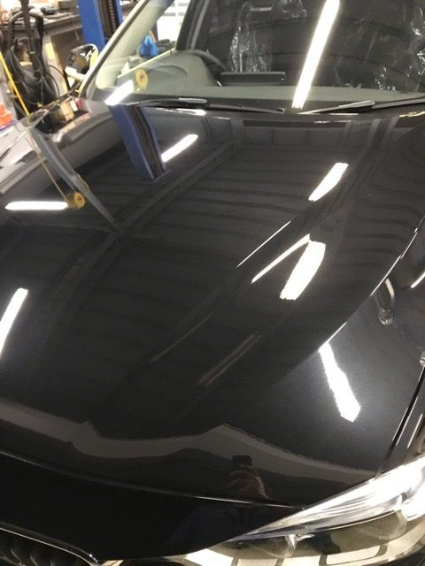 BMW 320dツーリング コーティング