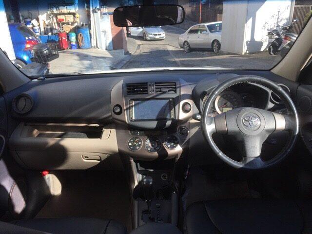 トヨタ ヴァンガード 2.4 240S 4WD