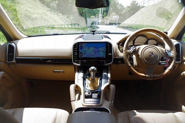 ポルシェ カイエン 3.6 4WD 6MT
