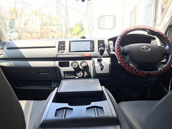 トヨタ ハイエースバン 3.0 DX ロング GLパッケージ ディーゼル 4WD