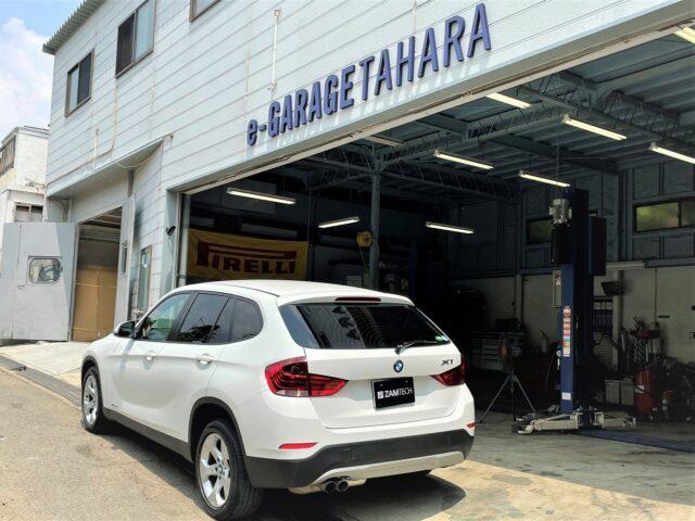 BMW X1 ホワイト