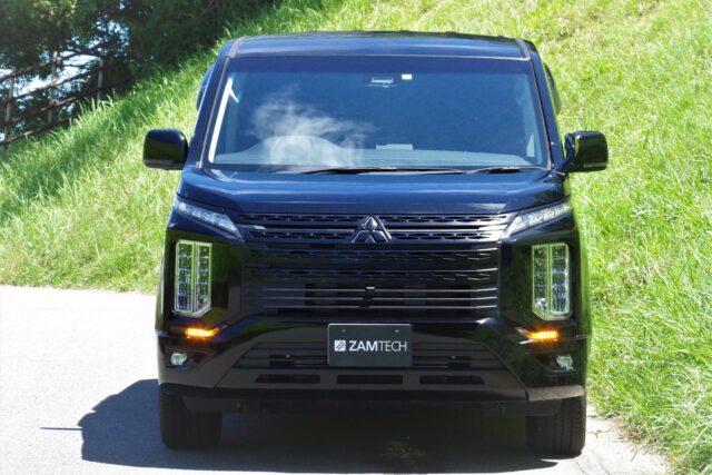 三菱 デリカD:5 2.2 G パワーパッケージ 4WD ディーゼルターボ、ベッドキット